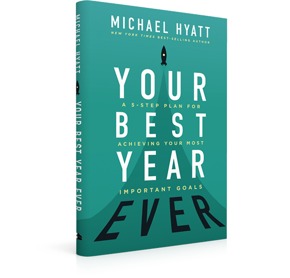 Picture of Your Best Year Ever book cover